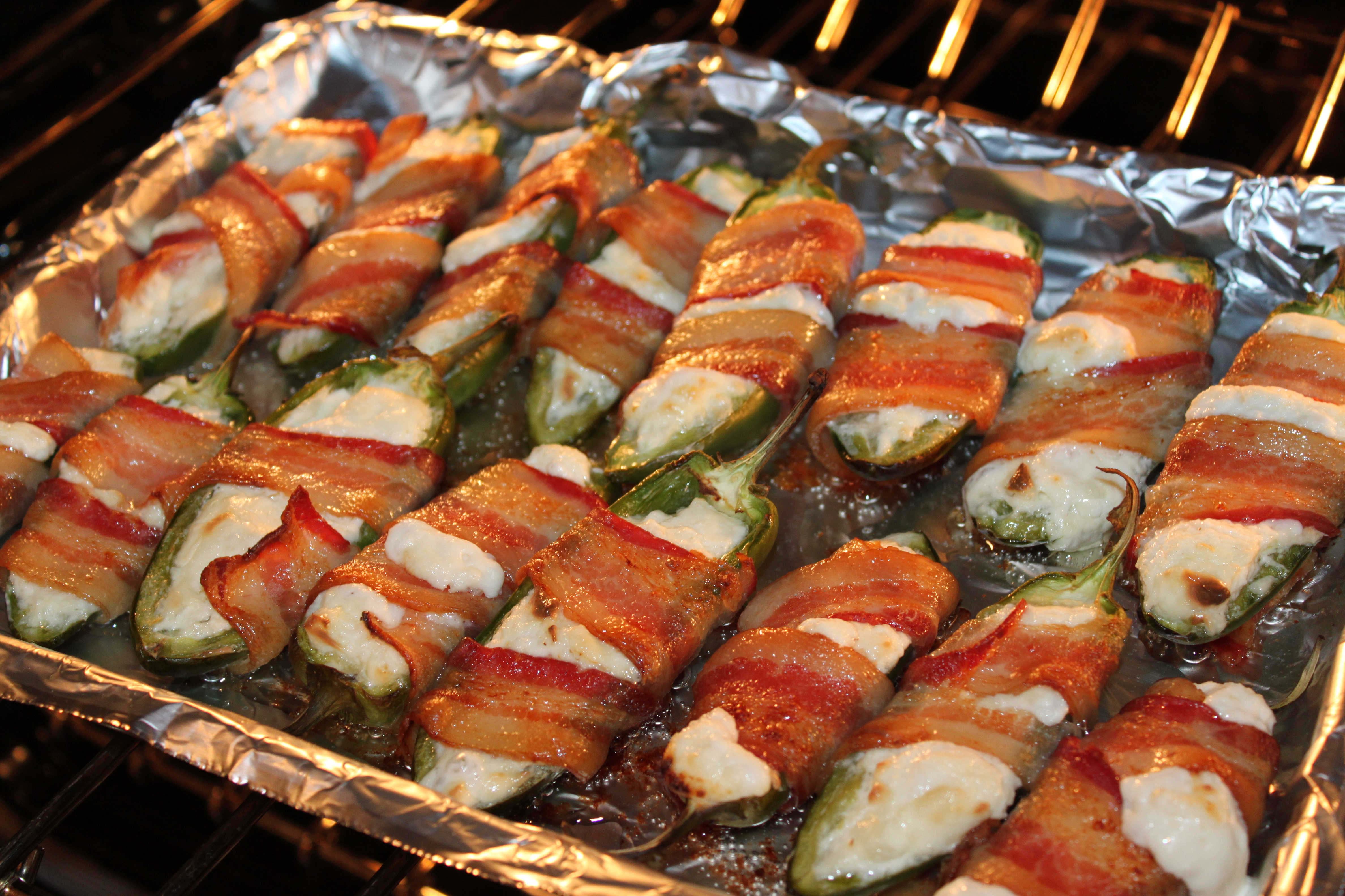 Jalapeno's In Oven