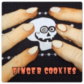 finger cookies