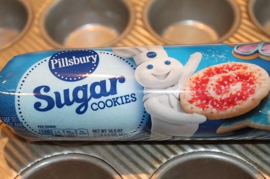 Sugar Cookie Roll