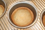 "The ""cup"" should be browned on the edges like a cookie looks when it's finished baking."
